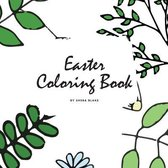 Easter Coloring Book for Children (8.5x8.5 Coloring Book / Activity Book)