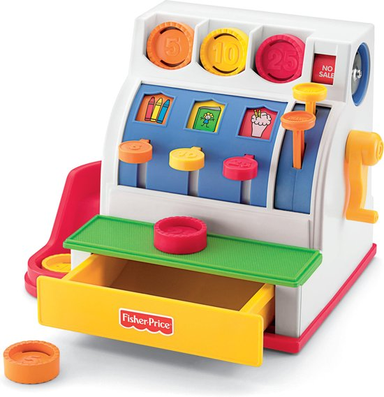 Fisher-Price Kassa - Fisher-Price