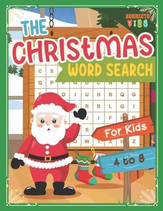 The Christmas Word Search Book