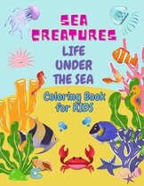 Sea Creatures Life Under The Sea