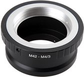 Adapter M42 lens naar Micro four thirds M4/3 M43 body