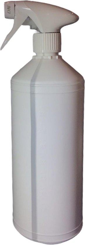 Vernevelaar 1L met maatverdeling, plantenspuit, waterspuit, water verstuiver, plantensproeier, plantendouche