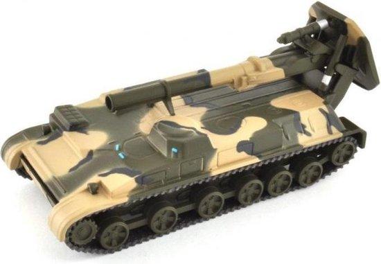 2C4 Leger Tank Die Cast 1/72 - Leger - Army - Modelauto - Schaalmodel - Leger model