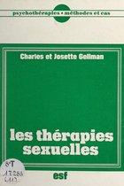 Les thérapies sexuelles