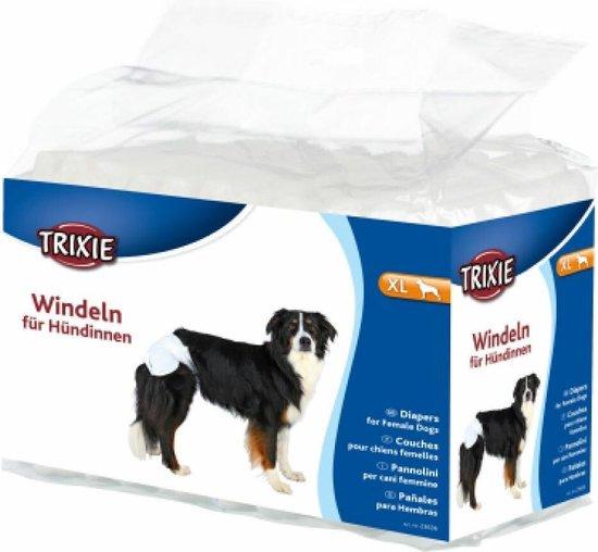 Trixie Hondenluier Teef XL 12 stuks