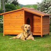 "Hondenhok ""Senna Special"" (102*64*65) - hondenhok – hondenhok hout - hondenhok xl - Hondenhok grote honden"