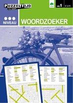 Puzzeltijd pakket 1 -   Woordzoeker pakket van 3 boeken met 192 pagina's
