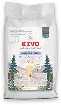 Kivo Petfood Kitten -  Kittenbrok Kalkoen & Rijst - huid, vacht & ontwikkeling - 5 kg