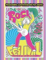 Psychedelic Coloring Books For Adults