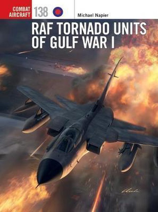 Boek cover RAF Tornado Units of Gulf War I van Michael Napier (Paperback)