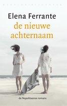 Boek cover De nieuwe achternaam van Elena Ferrante