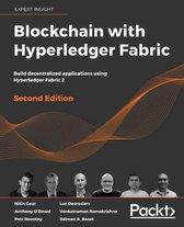 Blockchain with Hyperledger Fabric