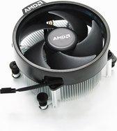 AMD Ryzen Wraith Stealth Socket AM4 4-Pin CPU Cooler / Ryzen AM4 Processor koeler