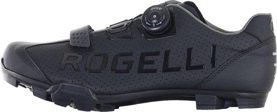 Rogelli AB-410 MTB  Fietsschoenen - Maat 42 - Unisex - zwart