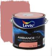 Levis Ambiance Muurverf - Satin - Blush - 2,5L