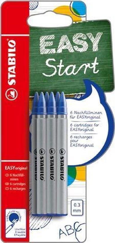 Afbeelding van het spel Stabilo Easy Original Refill Blauw