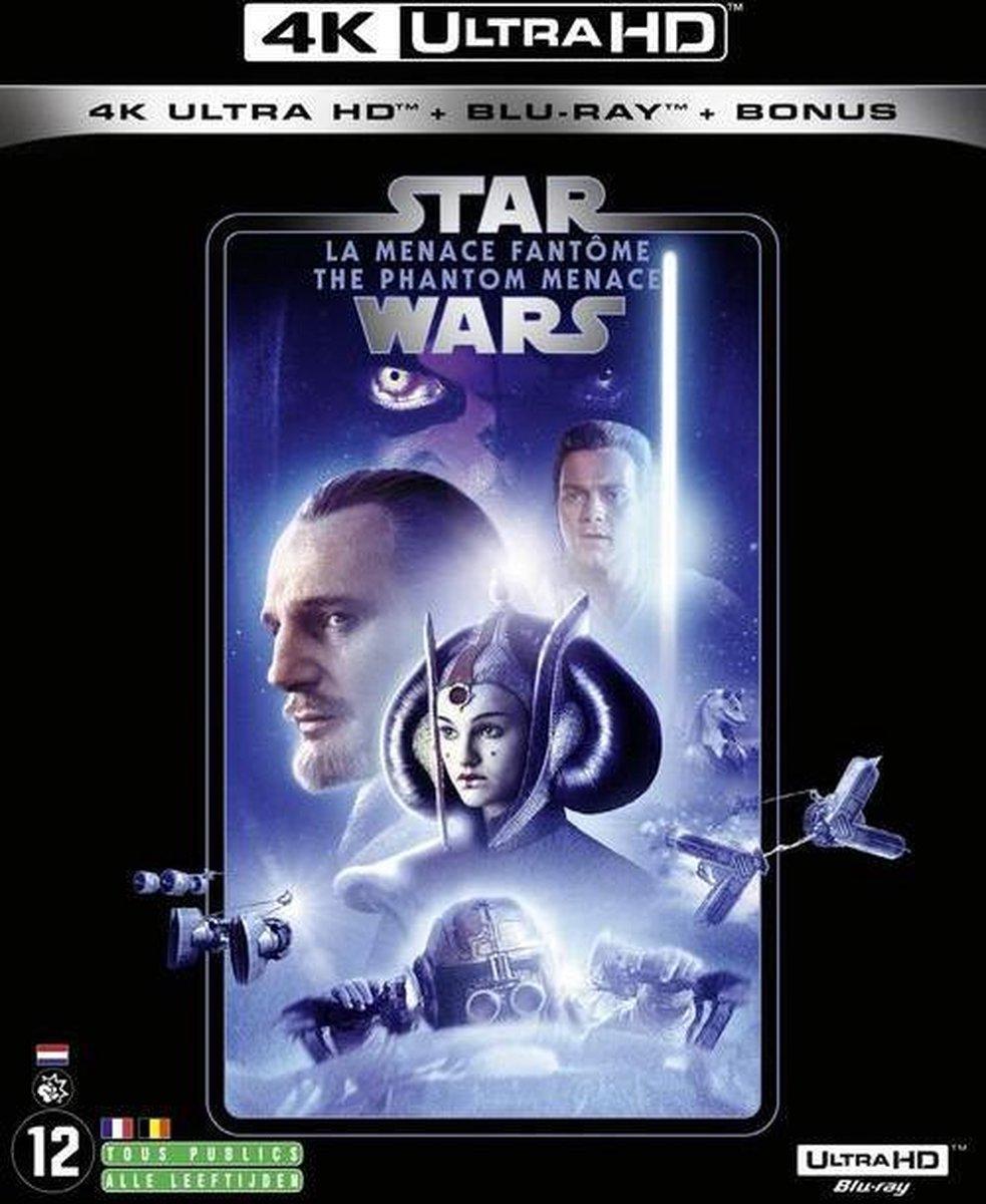 Star Wars: Episode I - The Phantom Menace (4K Ultra HD Blu-ray) (Import zonder NL)-