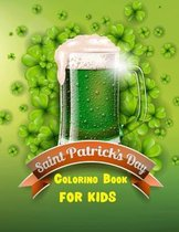 Saint Patrick's day Coloring Book For Kids