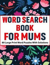 Word Search Book For Mums
