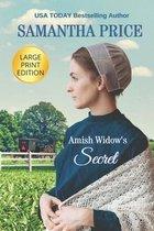 Amish Widow's Secret LARGE PRINT