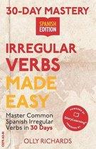 30-Day Mastery: Irregular Verbs Made Easy