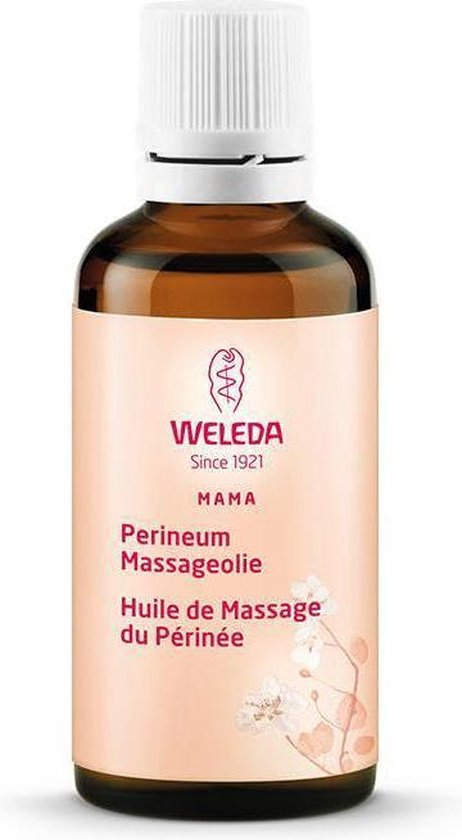 Weleda - Perineum Massage Oil 50 Ml