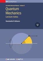 Quantum Mechanics: Lecture Notes, Volume 5
