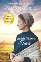 Amish Widow's Tears LARGE PRINT