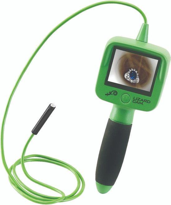Lizard Cam Flexibele camera - gootsteen - ontstoppen