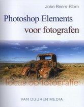 Focus op fotografie  -   Photoshop elements voor fotografen
