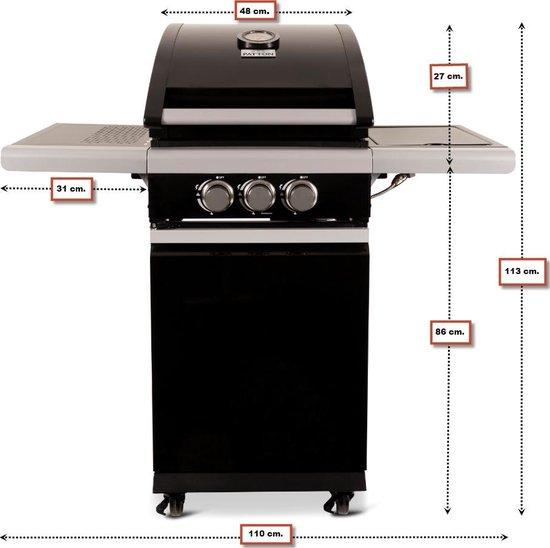 Patton Patio Chef  2+ -burner