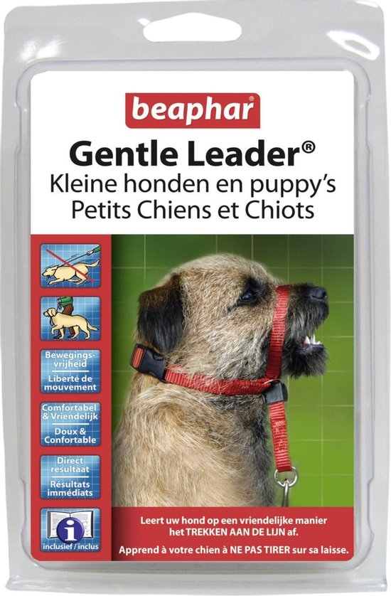 Gentle leader gentle leader rood small - 1 st