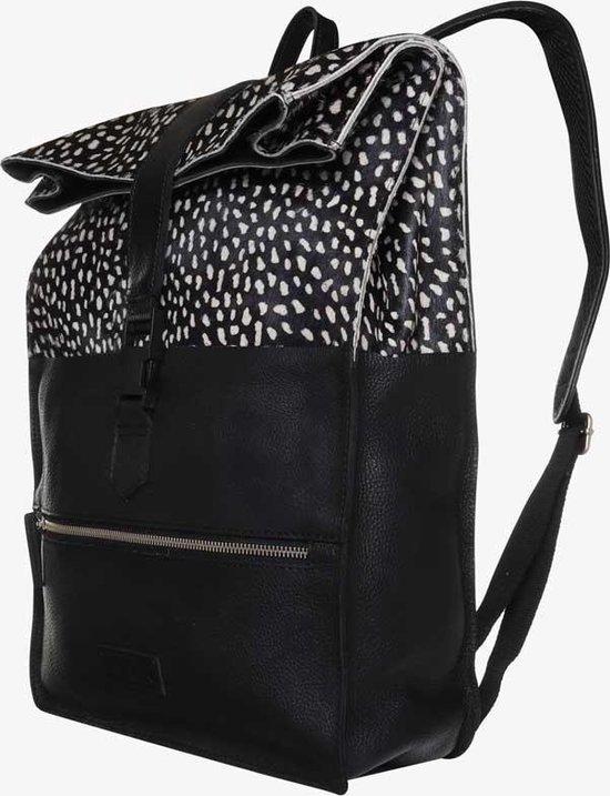 Product: MOZZ Luiertas Rugzak Wild Ones Gobi Backpack - Dots Reverse, van het merk Mozz Bags