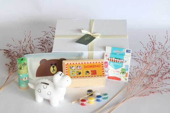 Cadeau Meisje 3 jaar t/m 8 jaar - Cadeau Jongen 3 jaar t/m 8 jaar - Kinderspeelgoed meisje 4 jaar, 5 jaar, 6 jaar, 7 jaar - Kinderspeelgoed jongen 4 jaar, 5 jaar, 6 jaar, 7 jaar - Kleurrijk kinderpakket - Cadeauset meisje - Cadeauset jongen