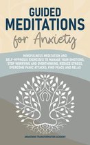 Guided Meditations for Anxiety