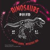 Dinosaurs ruled Planet Earth, mesozoic era