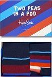 Happy Socks Two Peas in A Pod Giftbox - Maat 41-46/0-12M