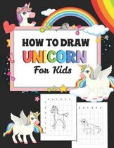 How to Draw Unicorn For Kids