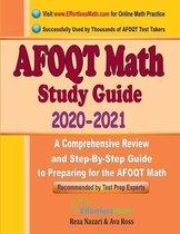 AFOQT Math Study Guide 2020 - 2021