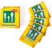 TravelJohn Braakzakjes 5 stuks