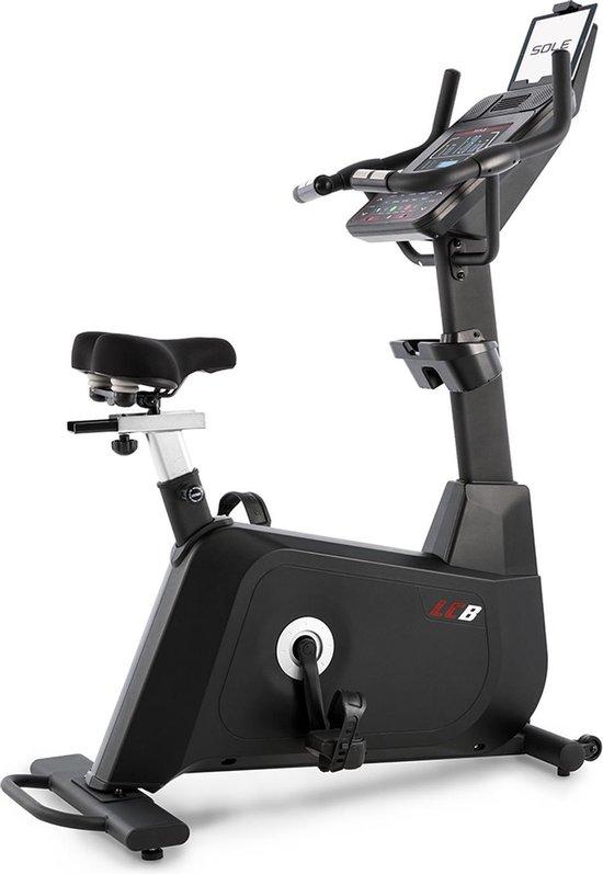 Sole Fitness LCB Hometrainer Fiets - Lage Instap, ook geschikt voor Ouderen / Senioren - Hartslagmeting - Uitstekende Garantie
