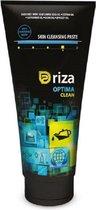 6 stuks Diepe huid reinigende op scrub gebaseerde zeep garage zeep pasta Riza optima Clean, 200 ml tube
