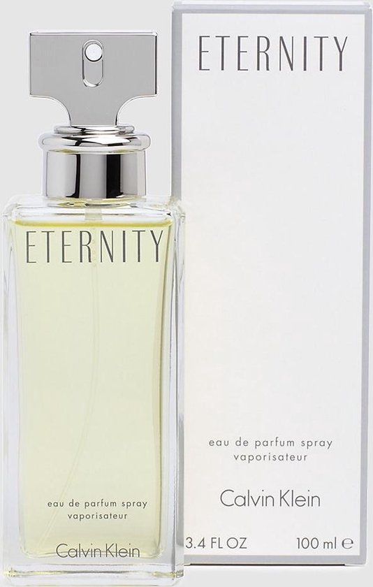 Calvin Klein Eternity 100 ml - Eau De Parfum - Damesparfum