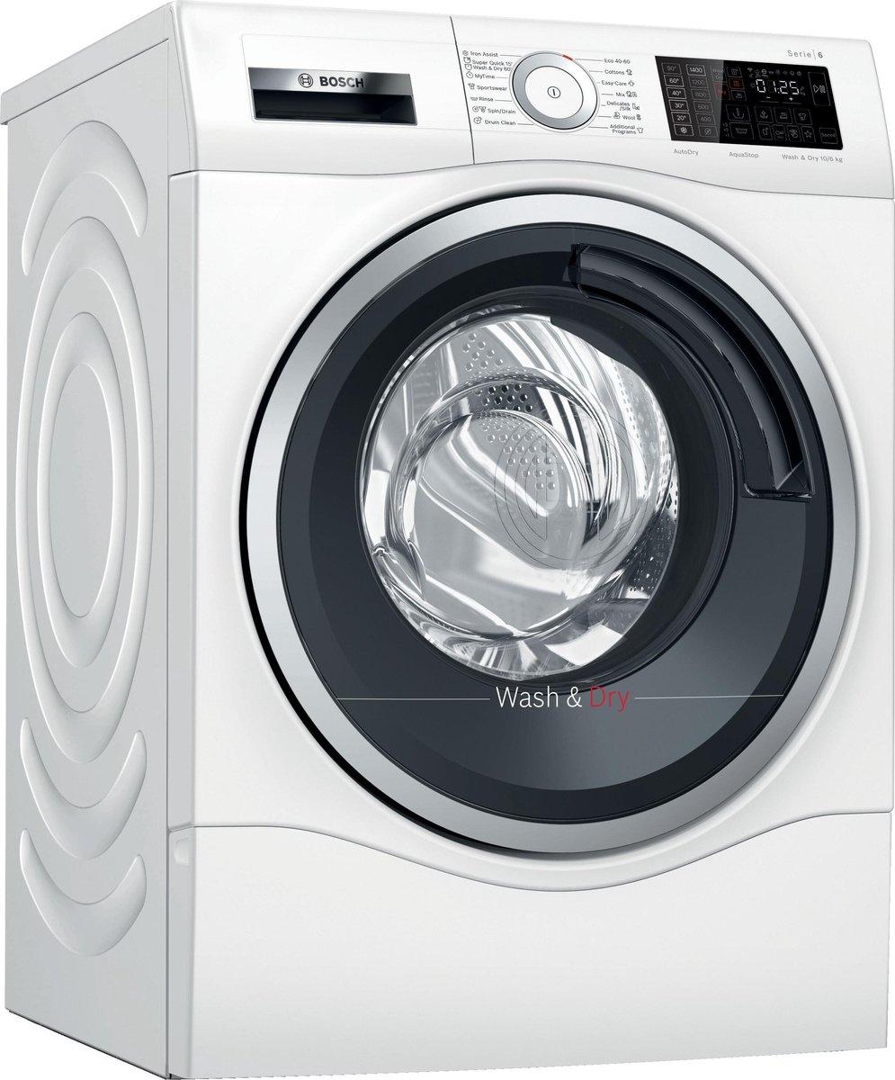 Bosch WDU8H541EU – Serie 6 – Was-droogcombinatie