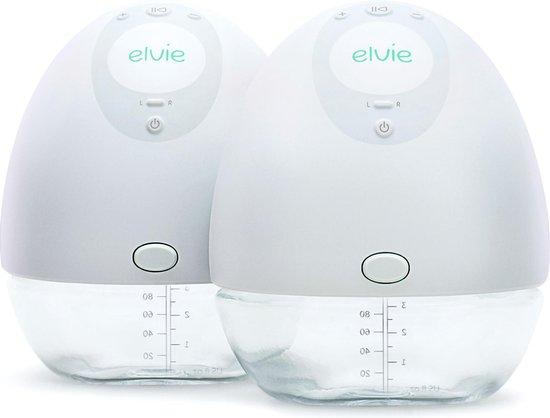 Product: Elvie Pump - Dubbele Elektrische Borstkolf, van het merk Elvie Pump