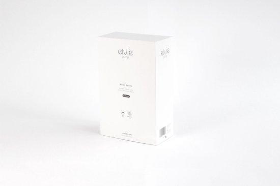 Elvie Pump  Borstschilden  Borstschelpen - Tepelbeschermers - BPA-vrij - 2 stuks - Maat S - 21 mm