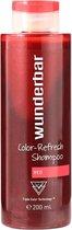 WUNDERBAR - Color refresh shampoo RED - 200ML