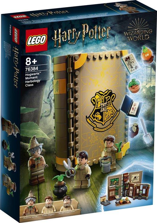 LEGO Harry Potter Zweinstein Moment: Herbologieles - 76384