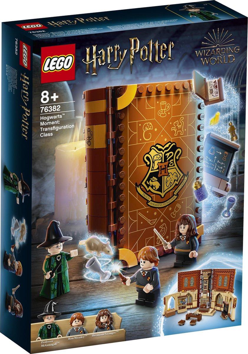 LEGO Harry Potter Zweinstein Moment: Transfiguratieles - 76382