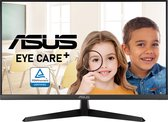 ASUS VY279HE - Full HD Randloos IPS Monitor - 27 inch - 1ms - FreeSync - 75hz